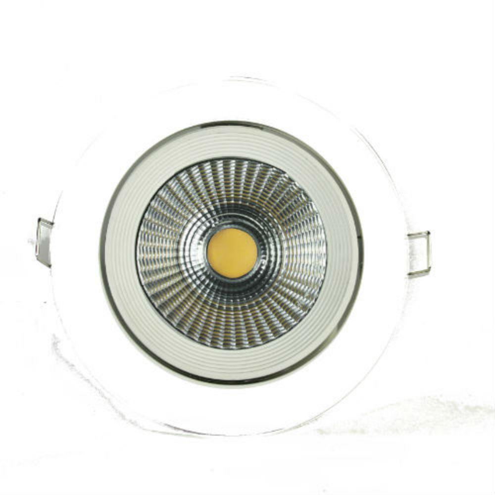 led downlight richtbaar 20w wit. Black Bedroom Furniture Sets. Home Design Ideas