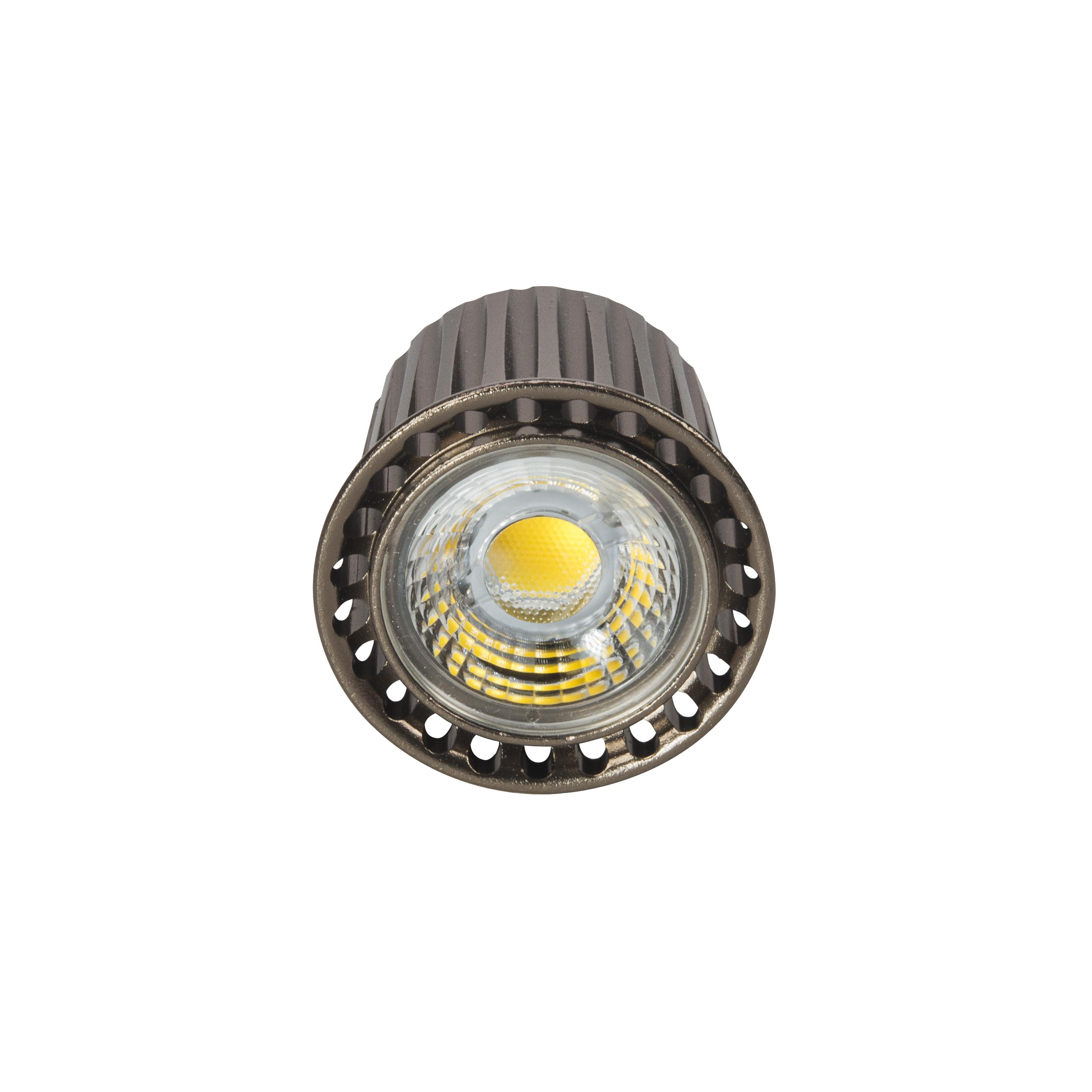 LED Spot 12V<br />6 Watt Warm wit