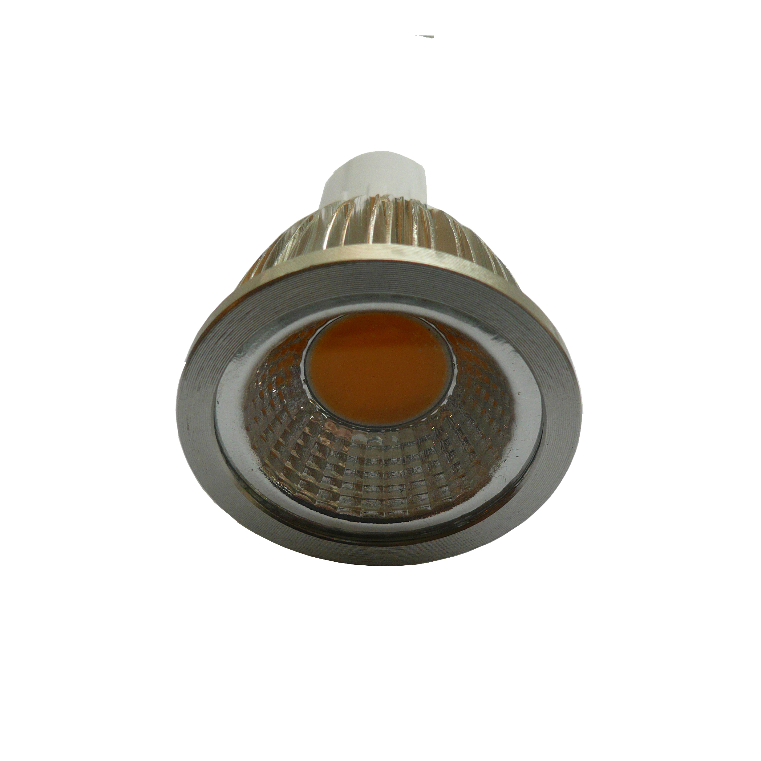 GU10 LED Spot 230V<br /> 5 Watt dimbaar warm wit
