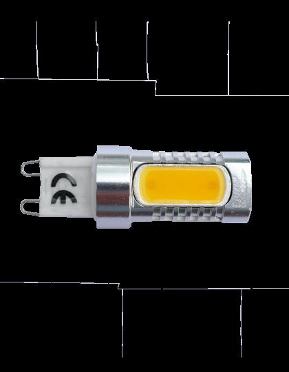 G9 (GU9) COB LED Lamp 230V 3,5 watt