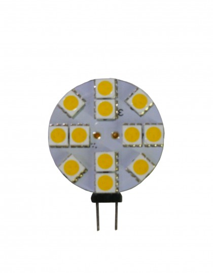 G4 (GU4) LED Lamp plat 12V (1)