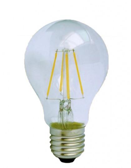 Led vervanger voor kooldraadlamp