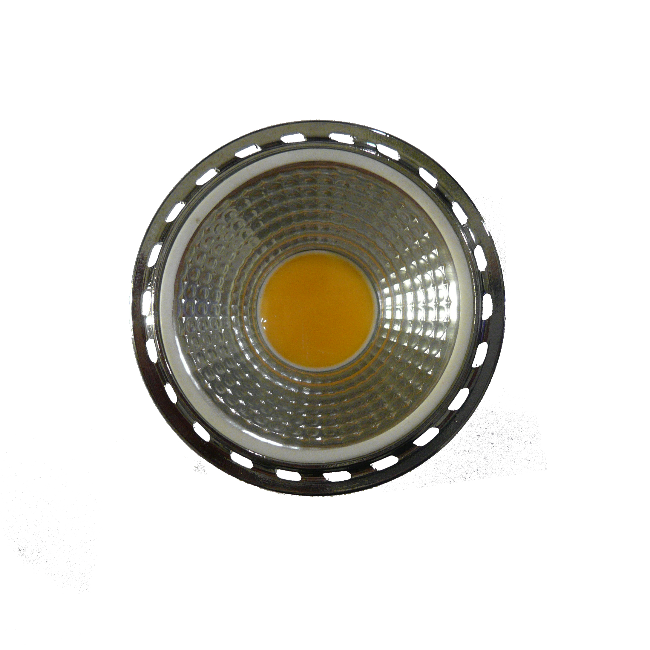 LED Spot GU10 120° <br /> 3 watt dimbaar warm wit