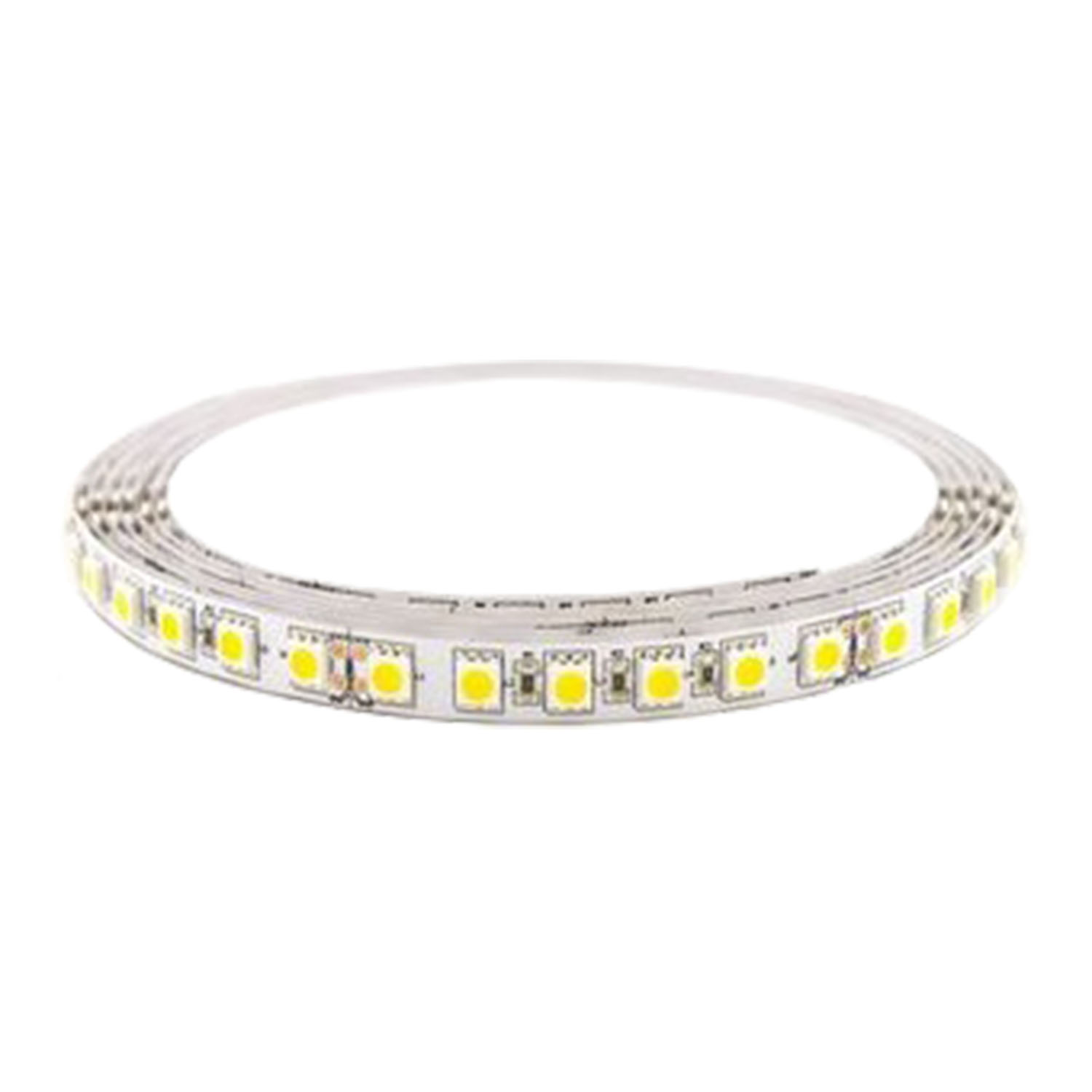 LED Strip 24V<br />96 LED's 23W/m<br />warmwit IP65