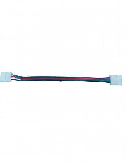 Koppelstuk 4 aderig RGB ledstrip