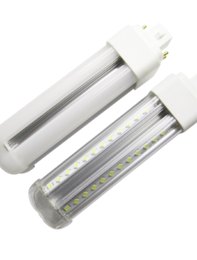LED PL lamp 360° <br />8 Watt warm wit