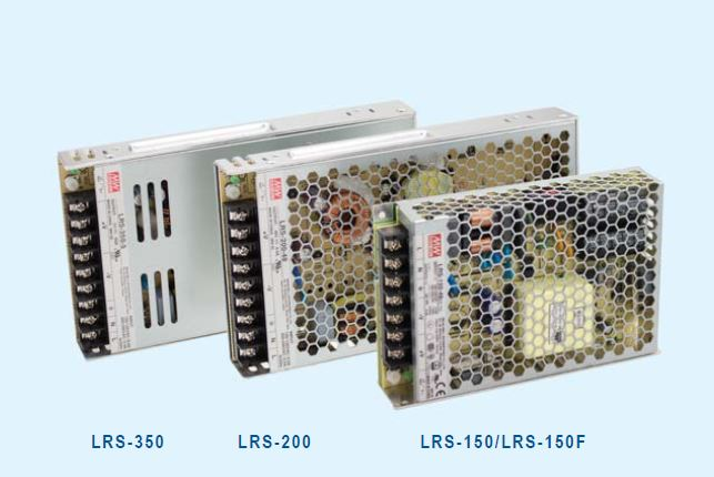 LED Voeding LRS-150-24V ACDC 150 Watt