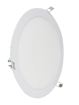 LED Panel light rond 10W<br/>Wit